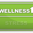 Wellness stress - Stock Vector