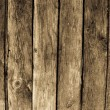 Dark old brown wood texture - Stock Photo