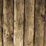 Dark old brown wood texture — Stock Photo #6254571