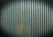 Corrugated iron texture — Foto Stock