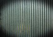 Trama di ferro ondulato — Foto Stock
