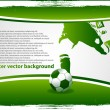 Royalty-Free Stock Vector Image: Soccer