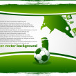 football — Image vectorielle