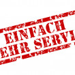 Einfach mehr service — Stock Vector #6428949
