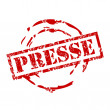 Royalty-Free Stock Vector Image: Presse