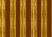 Gold wallpaper. — Stock Vector