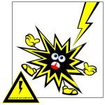 Danger warning. — Stock Vector #6456138