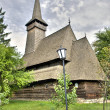 Wooden church - Stockfoto