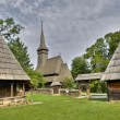 Wooden church — Stock Photo #5594736