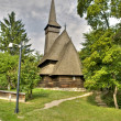 Wooden church — Stock Photo #5594739
