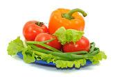 Fresh vegetbles — Stock Photo