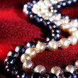 Royalty-Free Stock Photo: Pearl necklace