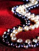 Naszyjnik z pereł — Zdjęcie stockowe