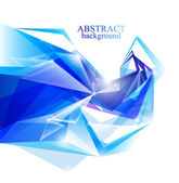 Abstract high tech background — Stock Vector