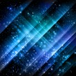 Abstract blue backgrounds - vector - Grafika wektorowa