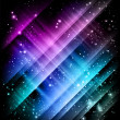 Abstract shiny colorful vector background — Stock Vector #6097020