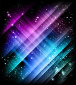 Abstract shiny colorful vector background — Stock Vector