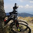 Mountain bikes — Stock Photo