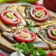 Mediterranecuisine — Stock Photo #6180653