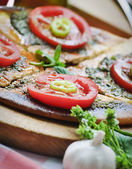 Mediterranean cuisine — Stock Photo