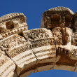 Ruins of Ephesus - Stock Photo
