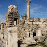 Ruins of Ephesus — Stock Photo