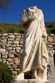 Statue in Ephesus — Stock Photo