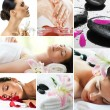 Stock Photo: Spa and relax