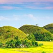 Chocolate Hills — Stockfoto