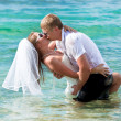 mariage tropical — Photo #5442891