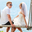 Tropical wedding — Stock Photo #5483266