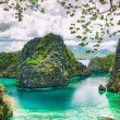 Royalty-Free Stock Photo: Coron lagoon