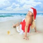Sexy Santa — Stock Photo #6023671