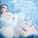 Snow queen — Stock Photo #6220378