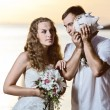 Tropical wedding — Stock Photo #6600259