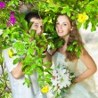 Tropical wedding — Stock Photo #6715344