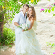 Tropical wedding — Stock Photo #6715664