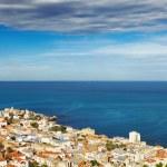 la ciudad capital de Argelia Argel — Foto de Stock