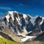 Rocky mountain — Stock Photo
