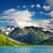 Mountain lake — Stock Photo #5493560