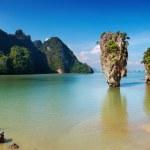 Phang Nga Bay, Thailand — Stock Photo