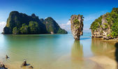Phang Nga Bay, Thailand — Stock Photo