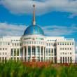 Stock Photo: President palace.