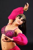 Belly dancer. — Stock Photo