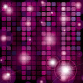 RASTER Disco-ball pattern — Stock Photo