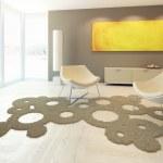 Design of lounge room — Stock Photo #5556012
