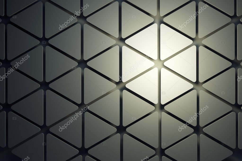 Abstract geometric background, 3d render — Stock Photo #5555972
