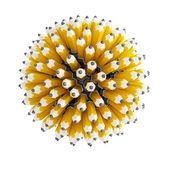 Multitude pencil — Stock Photo