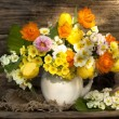 Bouquet of flowers - Stockfoto