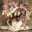 Bouquet of flowers — Stockfoto #5973995
